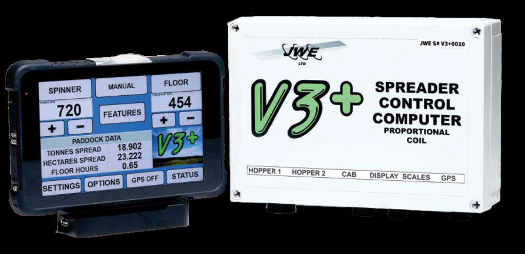 V3+ Spreader System