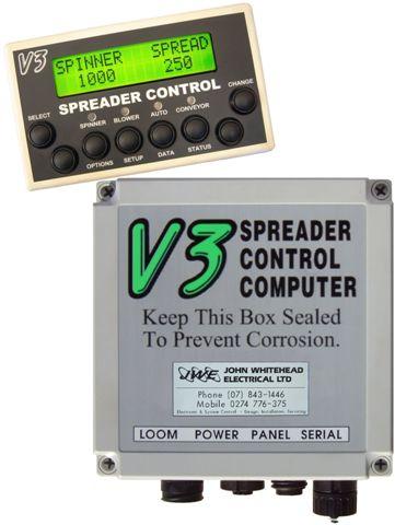 V3 Spreader Control System