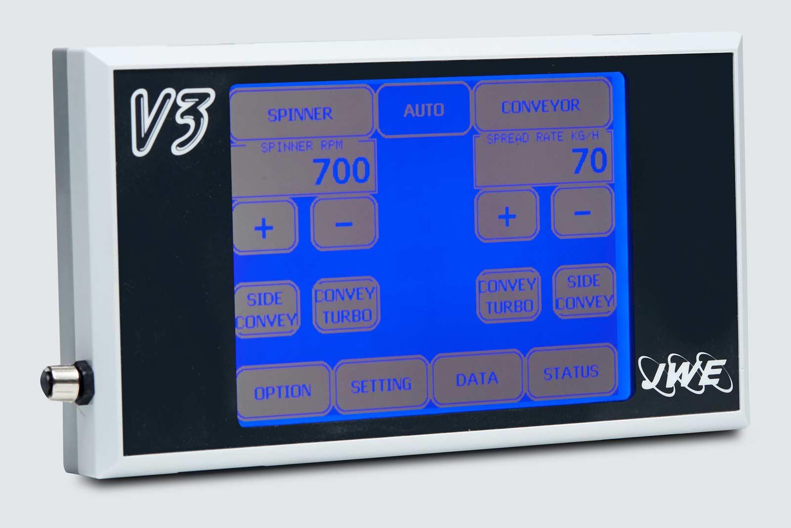 JWE V3 Screen